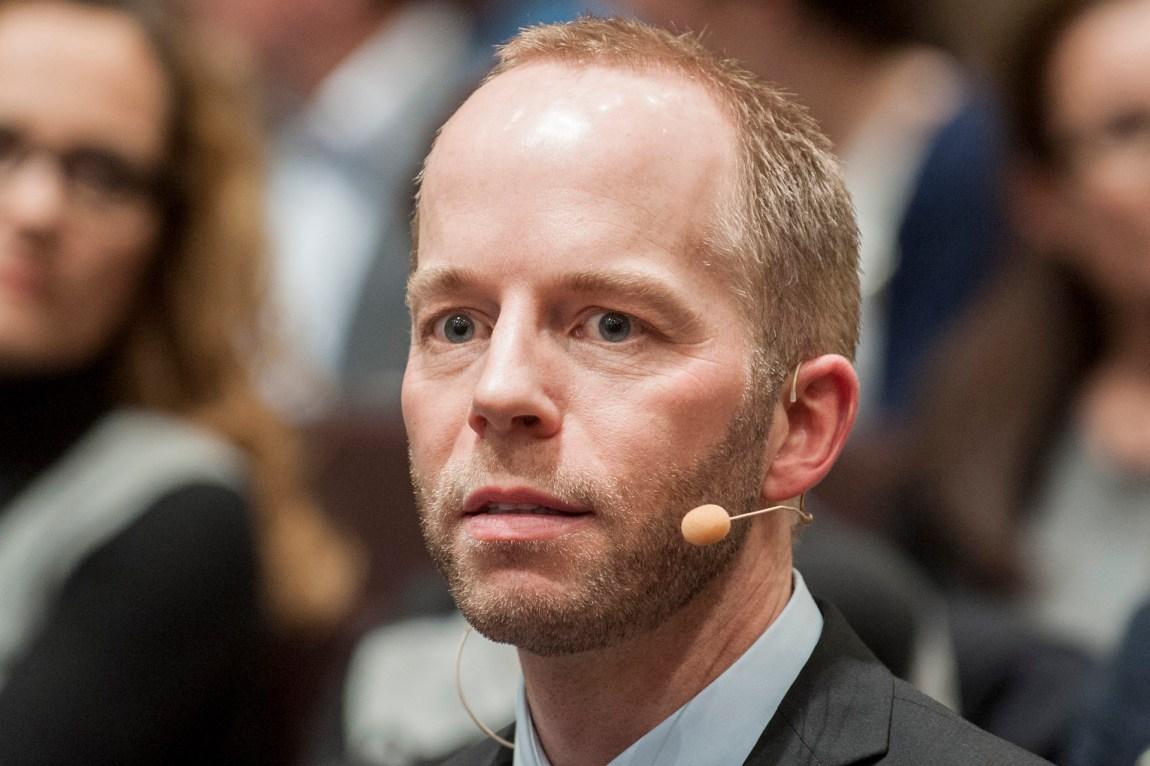 Pål Surén er avdelingsdirektør ved Folkehelseinstituttet og forsker på autisme. (Foto: Ned Alley / NTB scanpix)