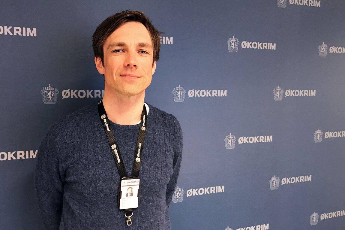 Gjett hvor førstestatsadvokat Håvard Kampen jobber. Foto: Webjørn S. Espeland, NRK P3