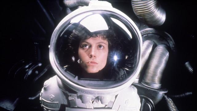 Sigourney Weaver i Alien. (Foto: Twentieth Century Fox Norway)
