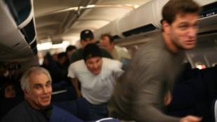 Et avgjørende øyeblikk i United 93 (Foto: United International Pictures).