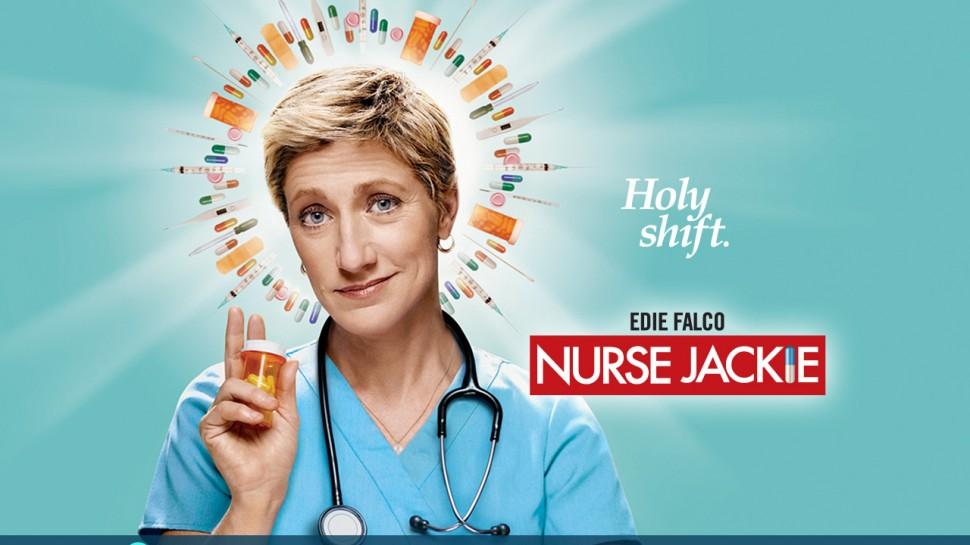 Promofoto for serien «Nurse Jackie». (Foto: Showtime)