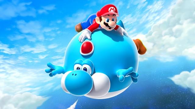 Super Mario Galaxy 2. (Foto: Nintendo)