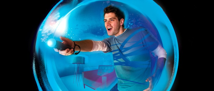 Slik er Playstation Move
