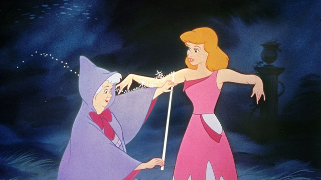 Fra <em>Askepott</em>. (Foto: Walt Disney Home Entertainment)
