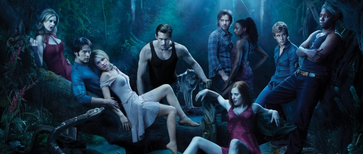 True Blood sesong tre i gang!