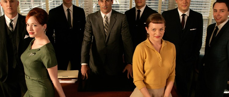 Mad Men (sesong 1)