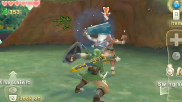 Zelda: Skyward Sword. (Foto: Nintendo)