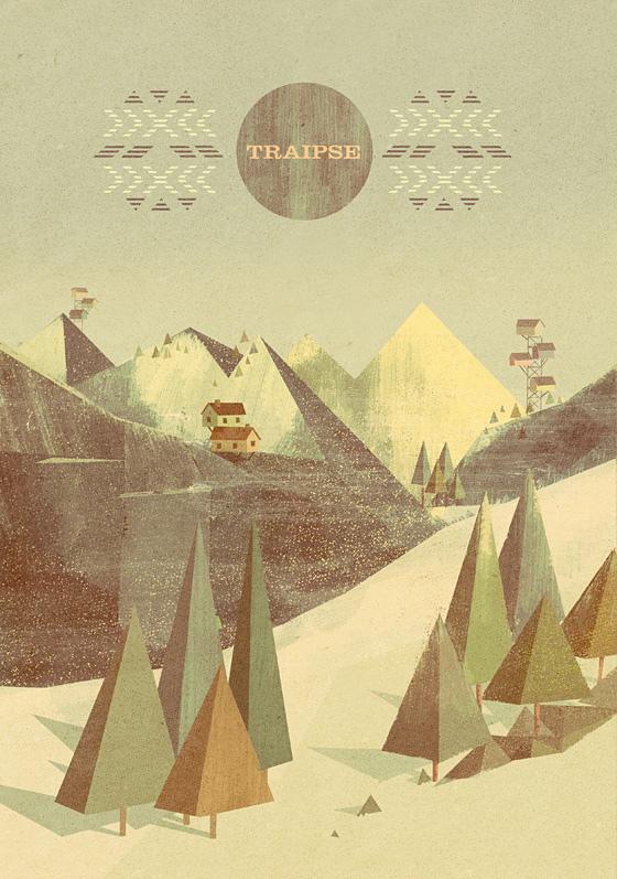 Snow (Ill: Matthew Lyons)
