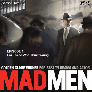 Mad Men sesong 2 (Blu-ray)