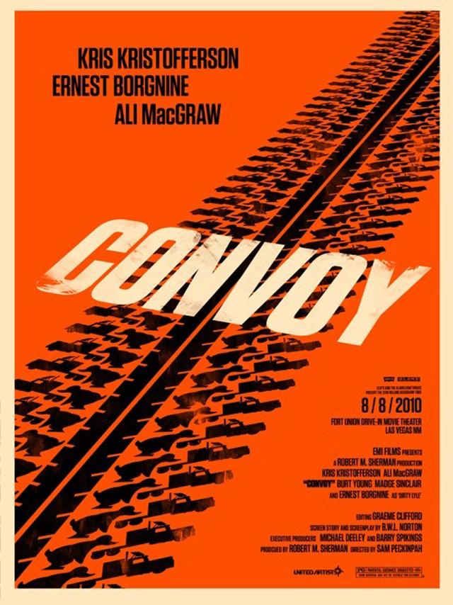 Convoy (Ill: Olly Moss)