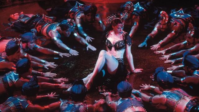 Nicole Kidman i Moulin Rouge! (Foto: SF Norge)