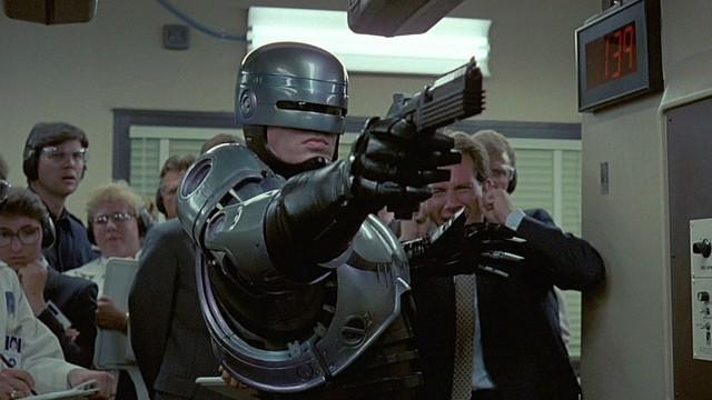 RoboCop har deg i sikte! (Foto: SF Norge)