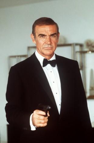 James Bond: Never say Never Again - Sean Connery. (Foto: Scanpix)