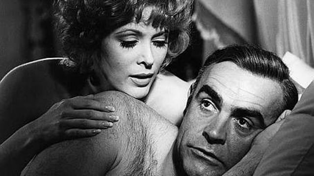Gjennom James Bond har Sean Connery knust mange unge kvinners hjerter (Foto: topphoto.co.uk)