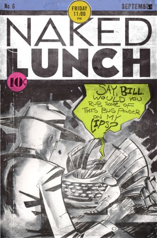 Naked Lunch - Evan Bryce