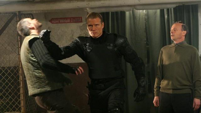 Dolph Lundgren i Universal Soldier: Regeneration. (Foto: SF Norge)