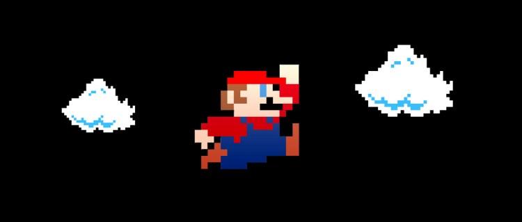 <em>Super Mario Bros.</em> er 25 år