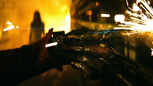 Knivhansken i A Nightmare on Elm Street. (Foto: Warner Bros./Sandrew Metronome)