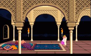 Prince of Persia. (Foto: Brøderbund)