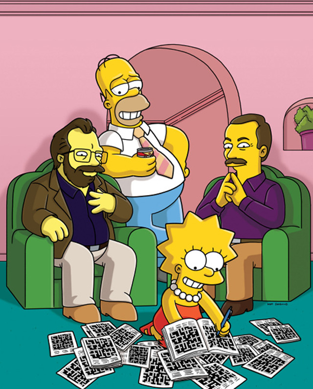 The Simpsons (Foto: SF Norge AS)