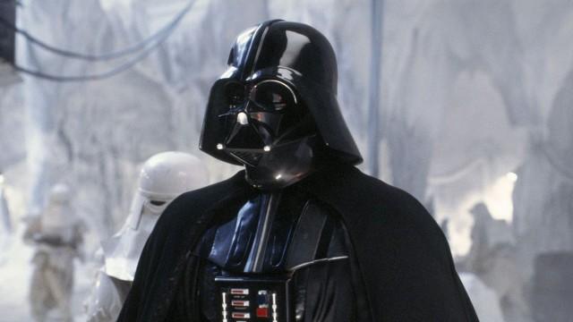 Darth Vader er en av filmhistoriens største skurker, og har blitt gjort udødelig gjennom John Williams' filmmusikk. (Foto: Lucasfilm)