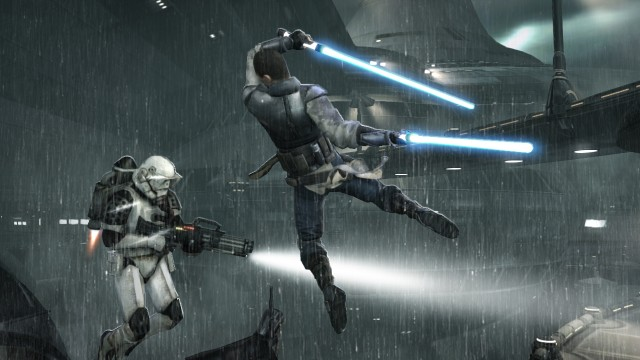 Star Wars: The Force Unleashed 2. (Foto: Lucasarts)