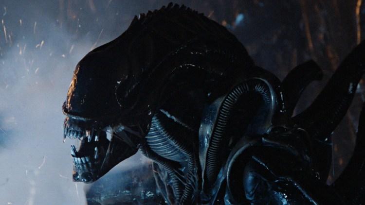 En av mange aliens i Aliens. (Foto: SF Norge)