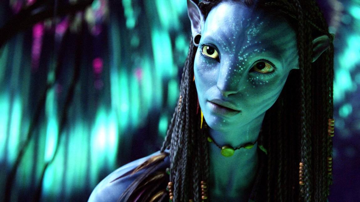 Neytiri (Zoë Saldana) i Avatar. (Foto: 20th Century Fox)