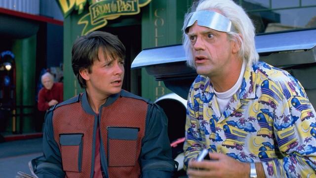 Slik ser man ut i 2015, i følge Back To The Future II. (Foto: Universal)
