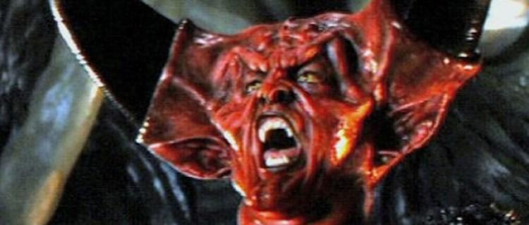 Topp 5: Satan på lerretet!