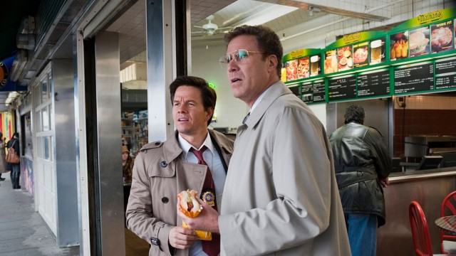 Mark Wahlberg og Will Ferrell i The Other Guys. (Foto: Walt Disney Studios Motion Pictures Norway)