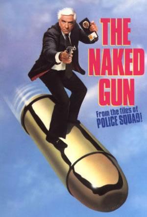 The Naked Gun plakat. (Foto: Paramount Home Entertainment)
