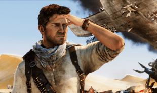 Drake speider, finner han seg selv i det neste «Uncharted»-spelet. (Foto: Naughty Dog)