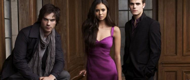 Vampire Diaries S01
