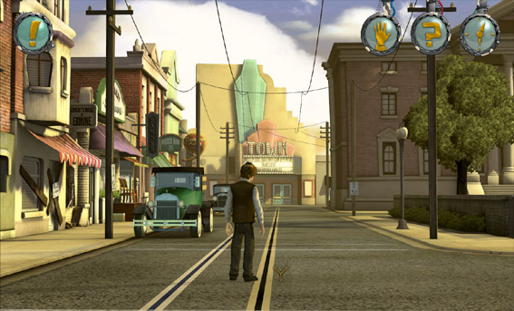 Back to the Future Ep 1 HD (Universal Studios and U-Drive Joint Venture)