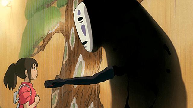 Chihiro i møte med åndeverdenen. (Foto: Arthaus)