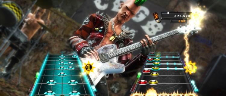 Guitar Hero-serien kansellert