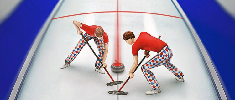 Curling3D HD