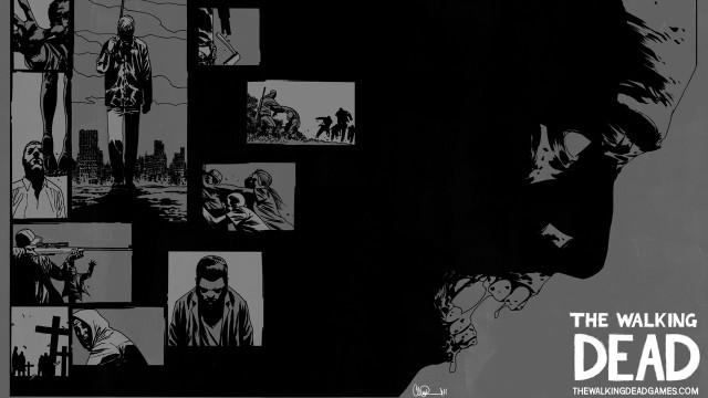 The Walking Dead Game (Foto: Charlie Adlard/Telltale Games Inc.)