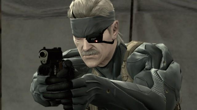 Solid Snake er helten i Metal Gear-spillene (Foto: Konami)