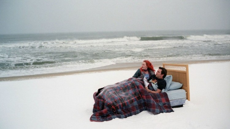 Eternal Sunshine of the Spotless Mind er med på ukas Topp 5-liste. (Foto: Focus Features)
