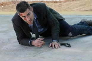 Jake Gyllenhaal spiller hovedrollen i Duncan Jones' Source Code (Foto: Sandrew Metronome)