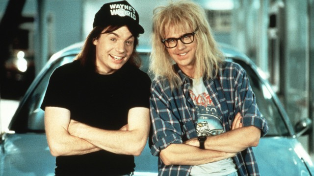 Wayne's World 2 (Foto: Paramount Home Entertainment Norge ANS)
