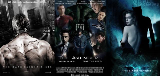 Fans trår gjerne til og lager egne plakater for kommende storfilmer. (Foto: Comicbookmovie.com)