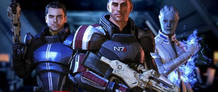 Mass Effect 3 får Kinect-støtte