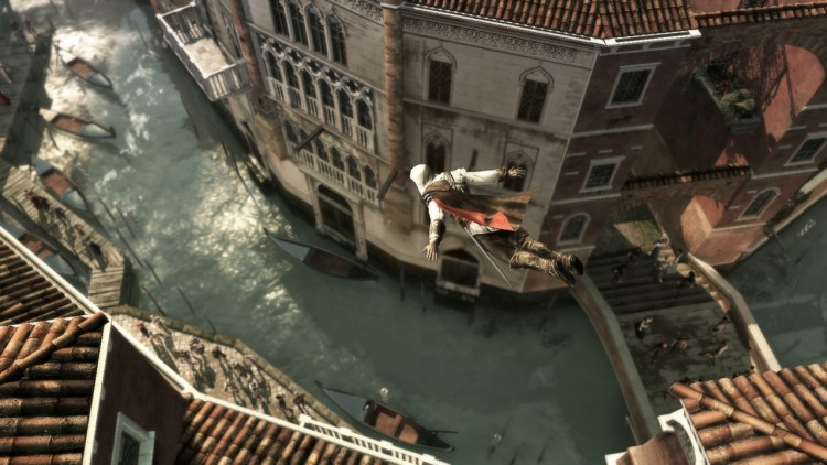 Kan dette erstatte historiefaget på skolen? (Foto: Ubisoft).