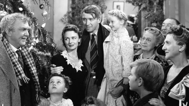 En lykkelig slutt i It's a Wonderful Life - Livet er vidunderlig (Foto: Paramount Home Entertainment).