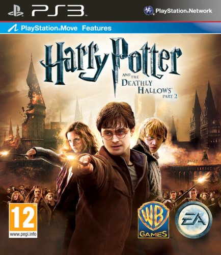 Harry Potter and the Deathly Hallows: Part 2 - The Game