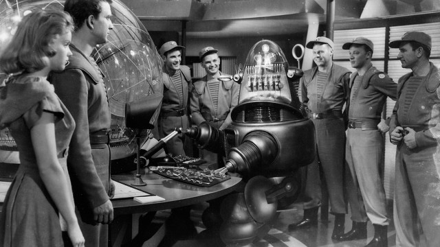 Forbidden Planet - 1956 - Robby. (Foto: MGM)