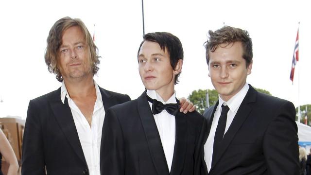 Marius Holst, Trond Nilssen og Benjamin Helstad i Haugesund (Foto: Scanpix).